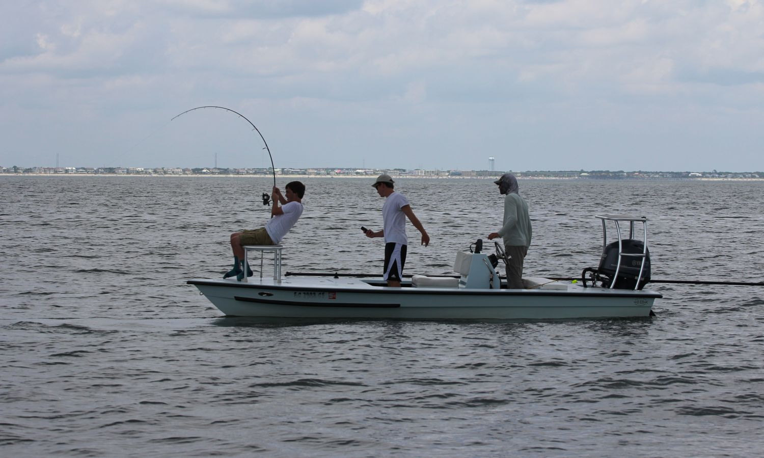 Charleston inshore light tackle fishing charters for Charleston inshore fishing charters